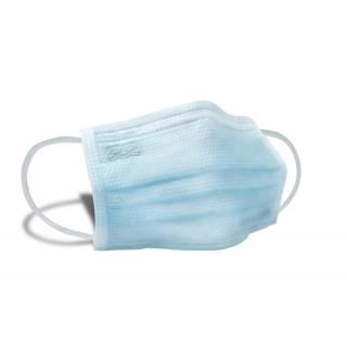 室內防護醫用口罩-婦幼、小臉-藍