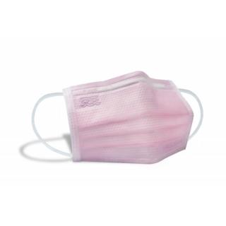 室內防護醫用口罩-婦幼、小臉-粉